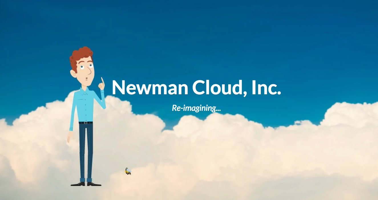 newman-cloud-screen
