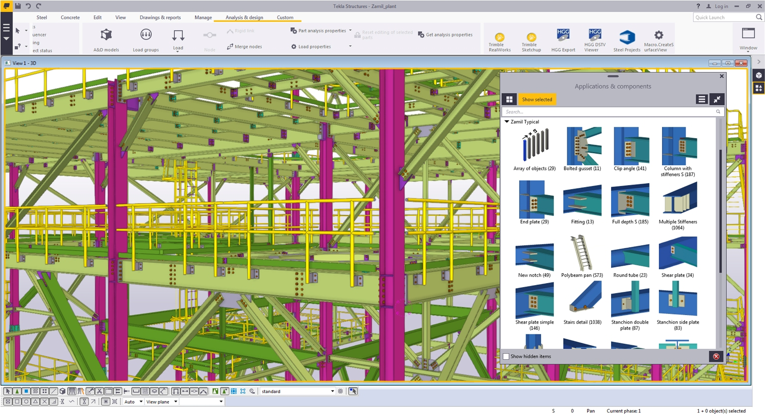 Trimble-Tekla-2016