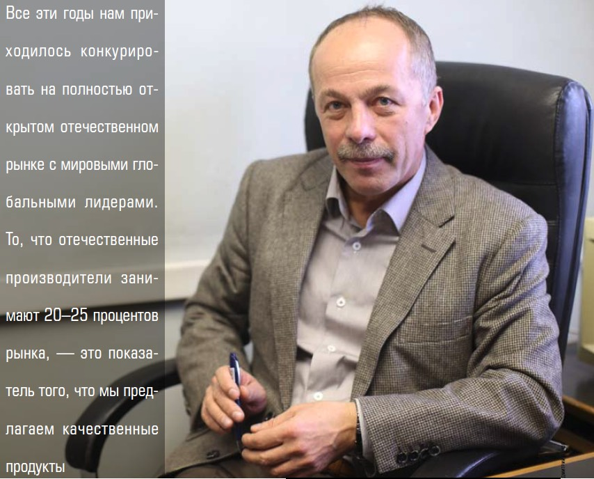 Golikov interview Expert