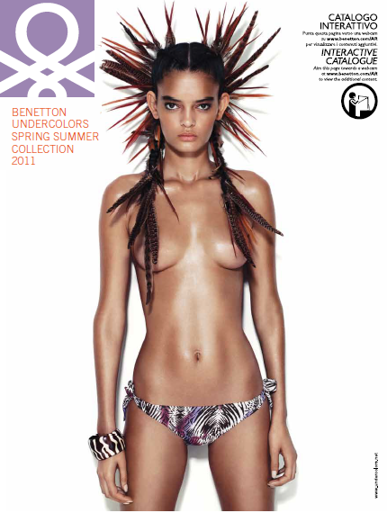 Benetton Beachwear 2011