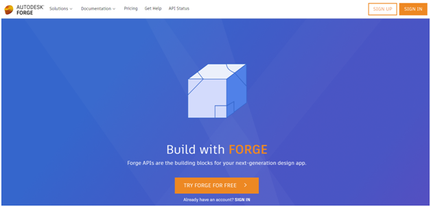 Autodesk Forge