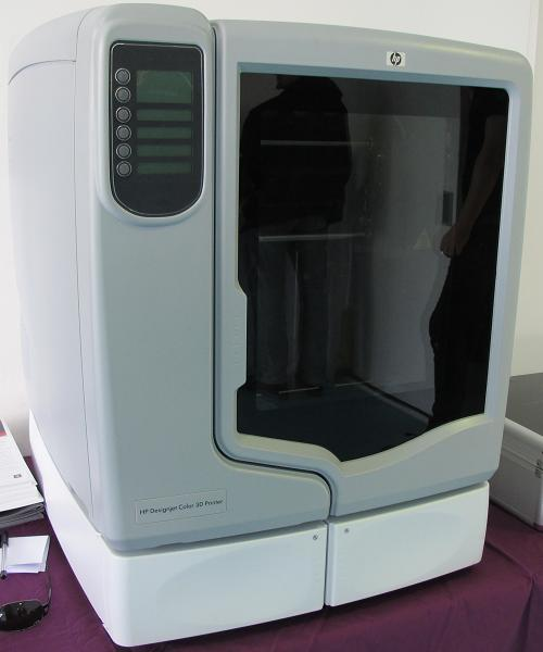 HP Designjet 3D printer