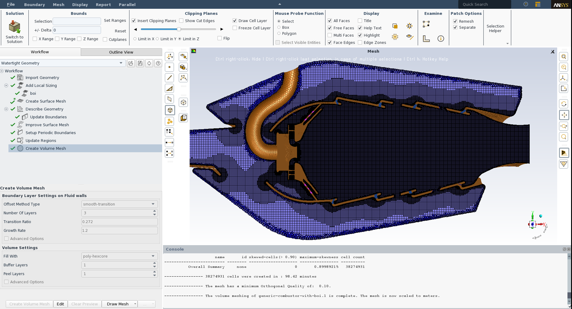 ANSYS 2019 R1