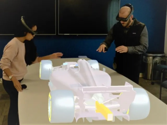 VR AR in engineering