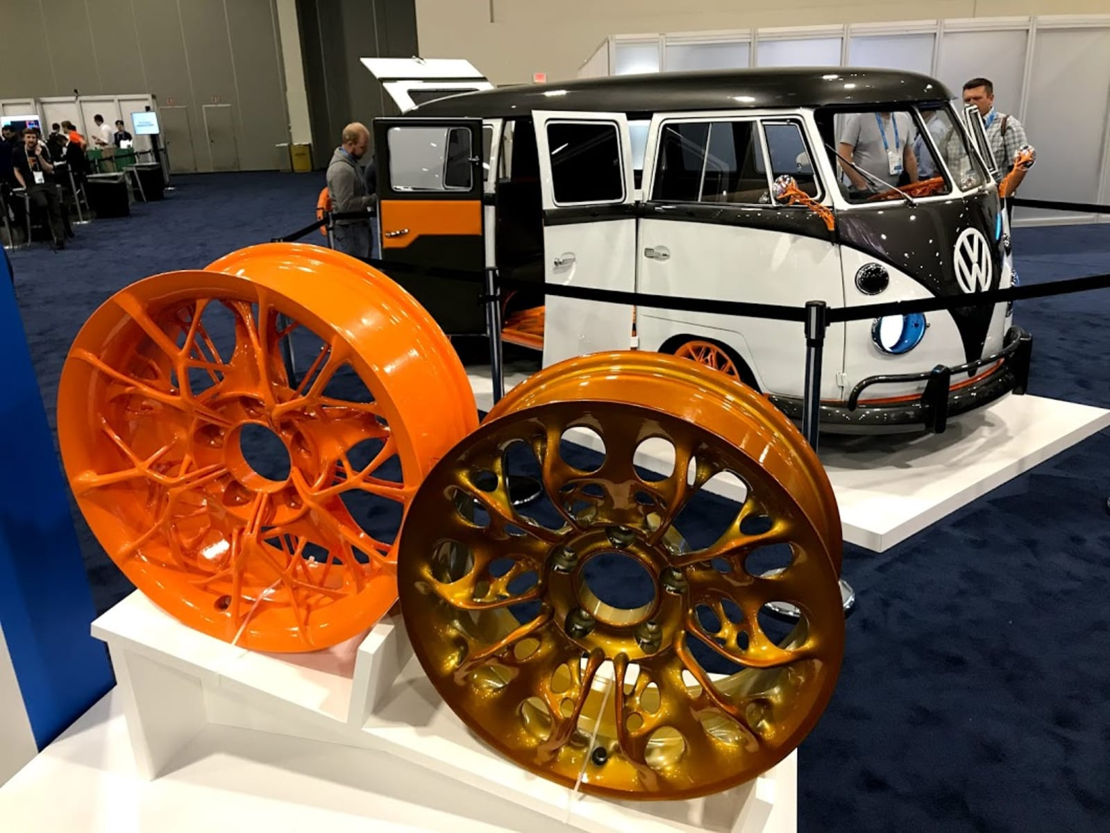 VW wheels