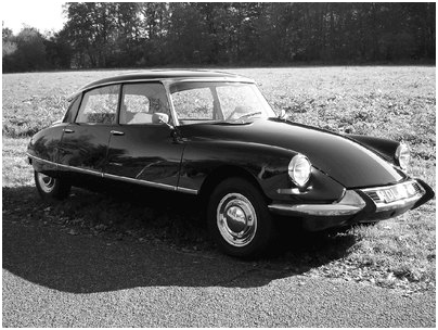 Citro&#235;n DS