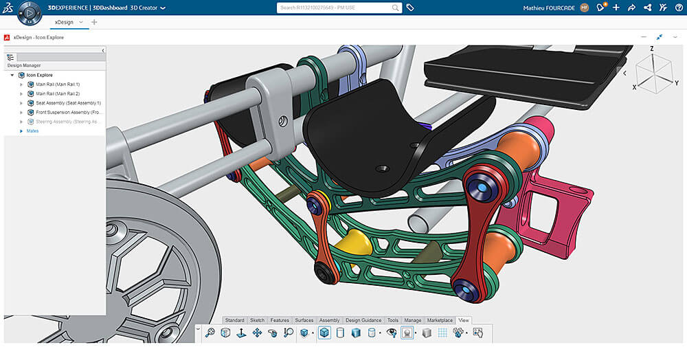 Dassault Systemes vs Solidworks