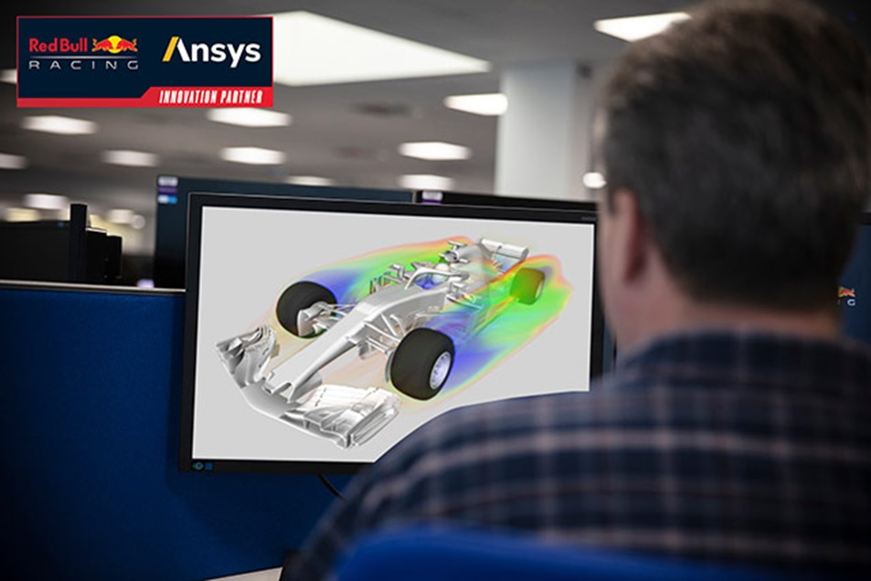 Red Bull Racing и Ansys