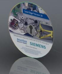 SilidEdge demo CD