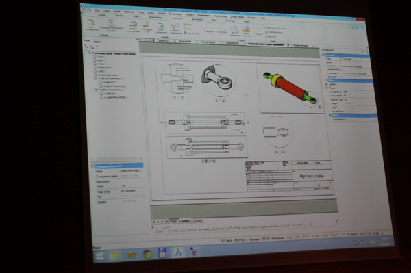 BIC 2014 generative drafting