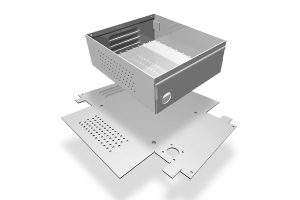 BricsCAD Sheet Metal