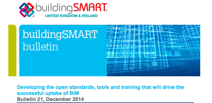 buildingSMART UKI Bulletin December 2014
