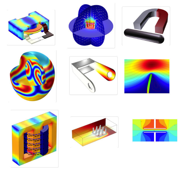 COMSOL Examples